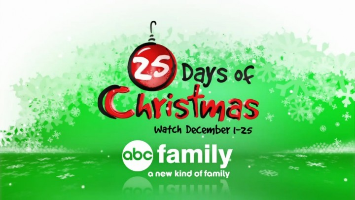 abc family announces schedule for 2014s 25 days of christmas - Abc 25 Days Of Christmas Schedule 2014