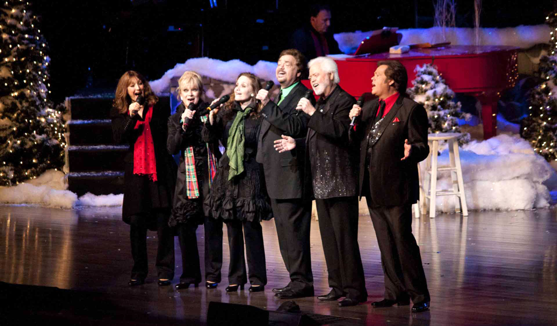 Andy Williams Christmas Show Branson 2020 Andy Williams Christmas Extravaganza tickets on Nov 2, 2017 at