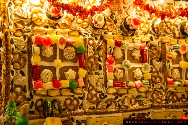 Chateau on the Lake Gingerbread - 15