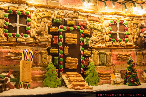 Chateau on the Lake Gingerbread - 21