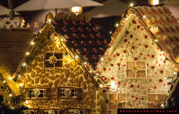 Chateau on the Lake Gingerbread - 25