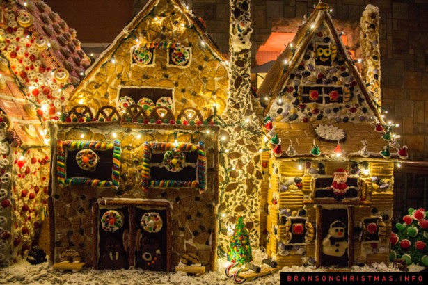 Chateau on the Lake Gingerbread - 6
