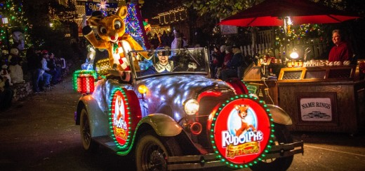Silver Dollar City Rudolph Parade 2014 - 10