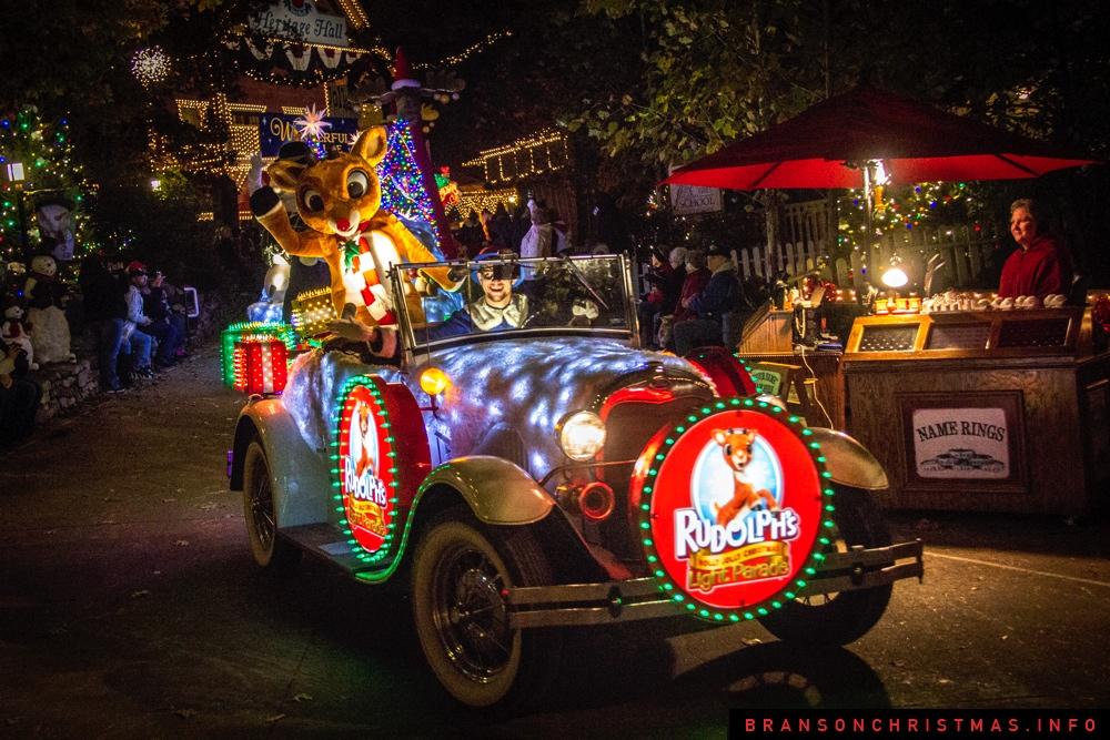 Silver Dollar City Rudolph Parade 2014 - 10