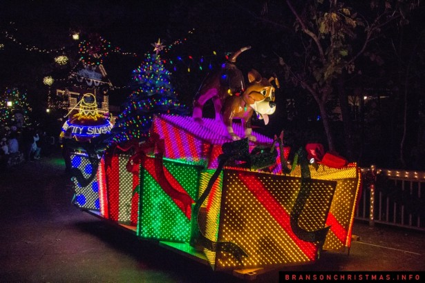 Silver Dollar City Rudolph Parade 2014 - 12