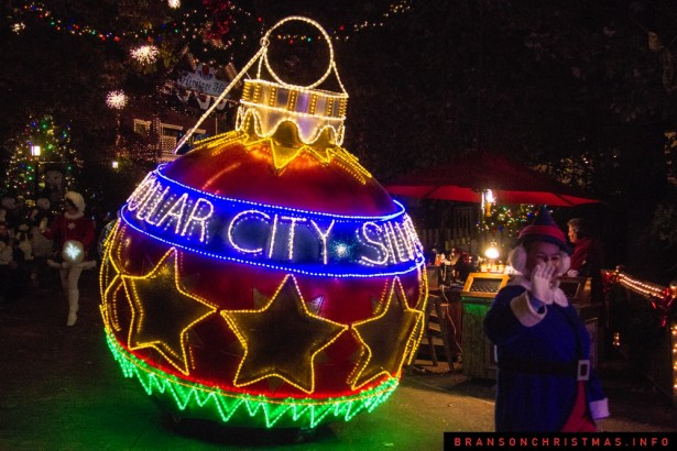 Silver Dollar City Rudolph Parade 2014 - 13