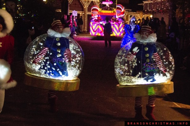 Silver Dollar City Rudolph Parade 2014 - 14