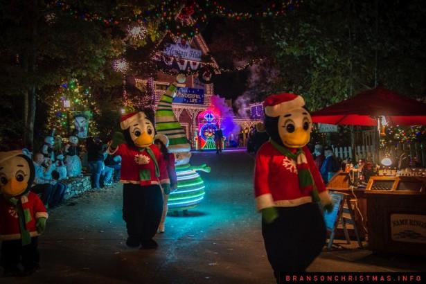 Silver Dollar City Rudolph Parade 2014 - 18
