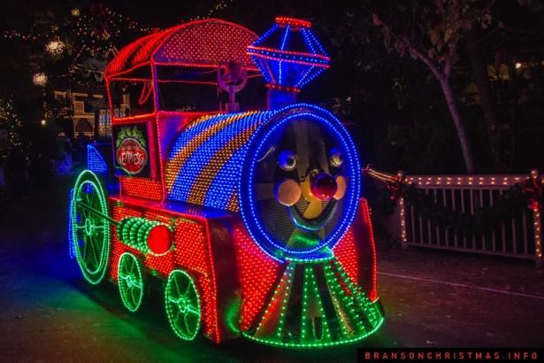 Silver Dollar City Rudolph Parade 2014 - 19