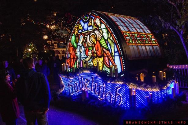 Silver Dollar City Rudolph Parade 2014 - 20
