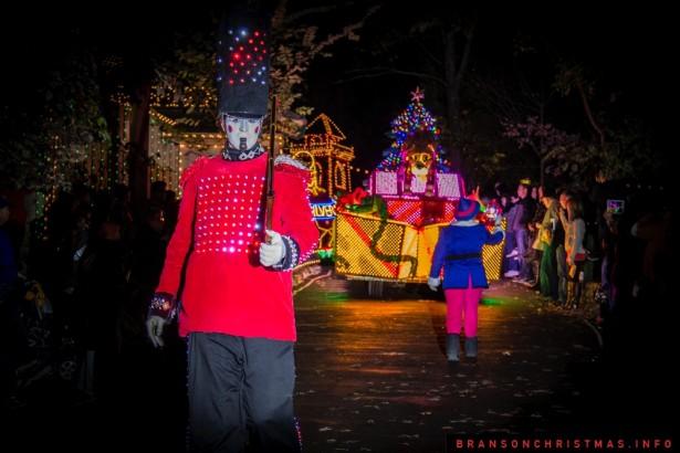Silver Dollar City Rudolph Parade 2014 - 4