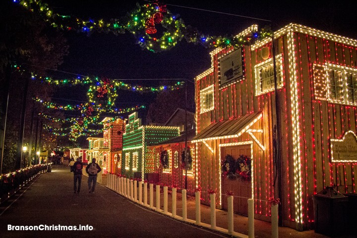Branson Christmas Lights