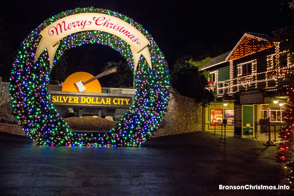 Image result for christmas at silver dollar city