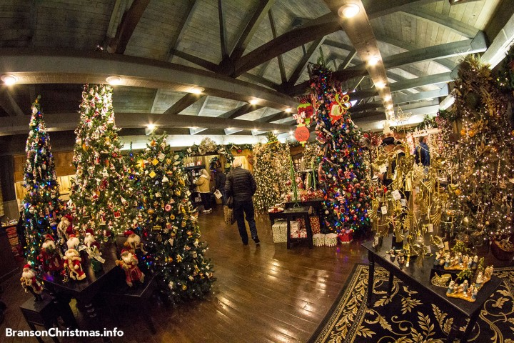 Visit these two year-round Branson Christmas shops | Branson Christmas