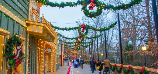 sdc again ranked among nations best spots for christmas lands guinness book record
