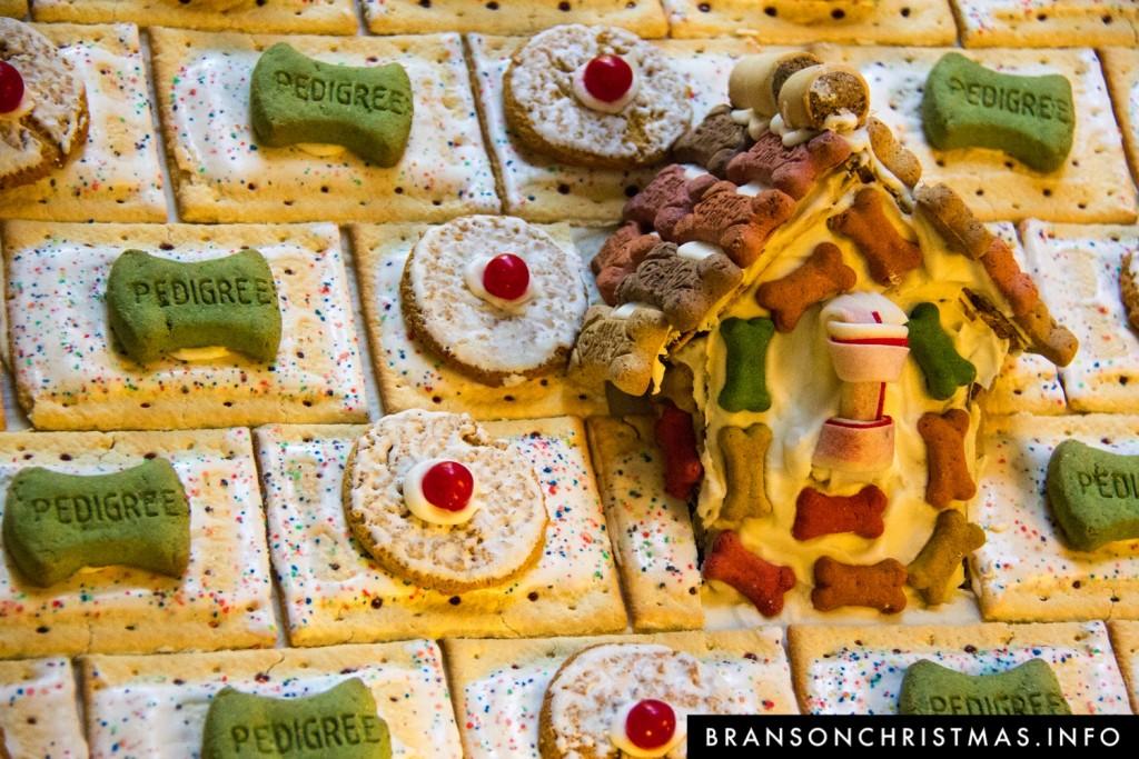 Branson Chateau Gingerbread 2015 10