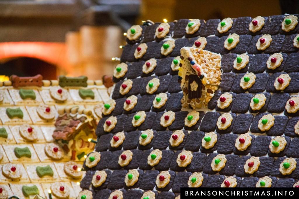 Branson Chateau Gingerbread 2015 11