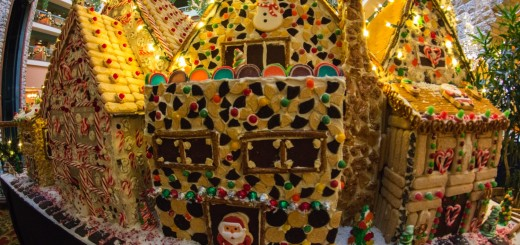 Branson Chateau Gingerbread 2015 14