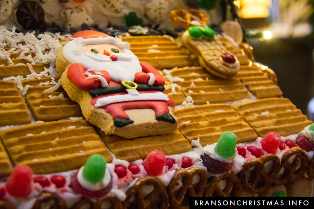 Branson Chateau Gingerbread 2015 19