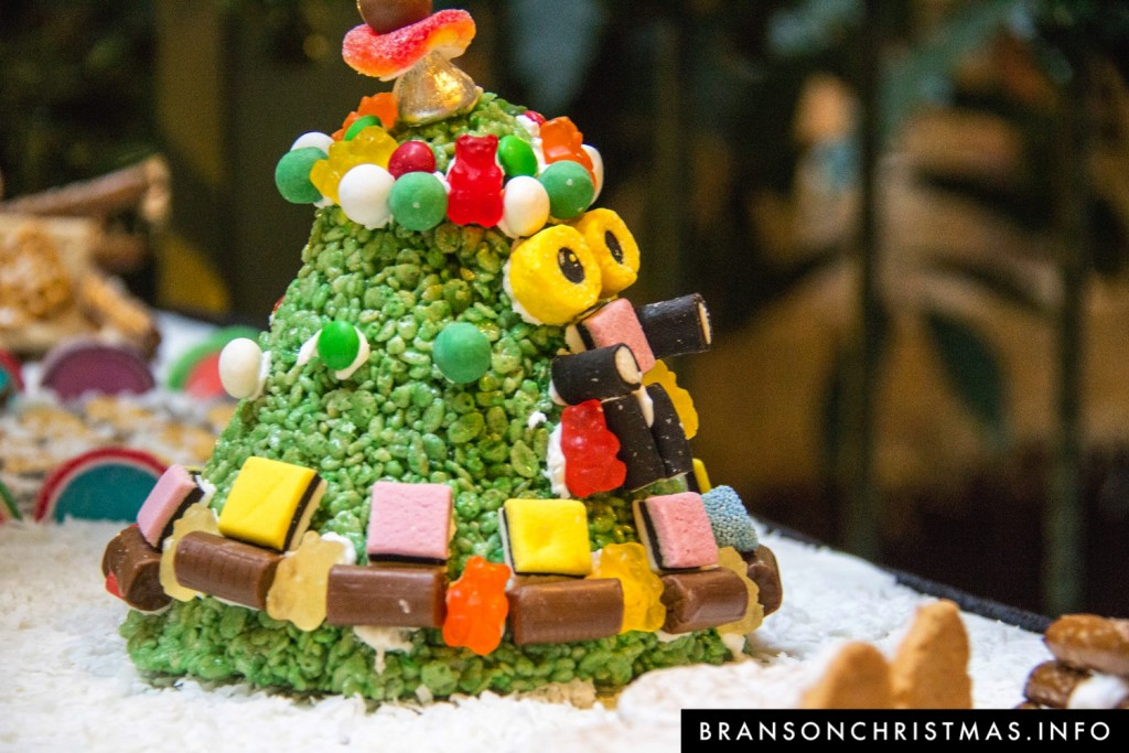 Branson Chateau Gingerbread 2015 3