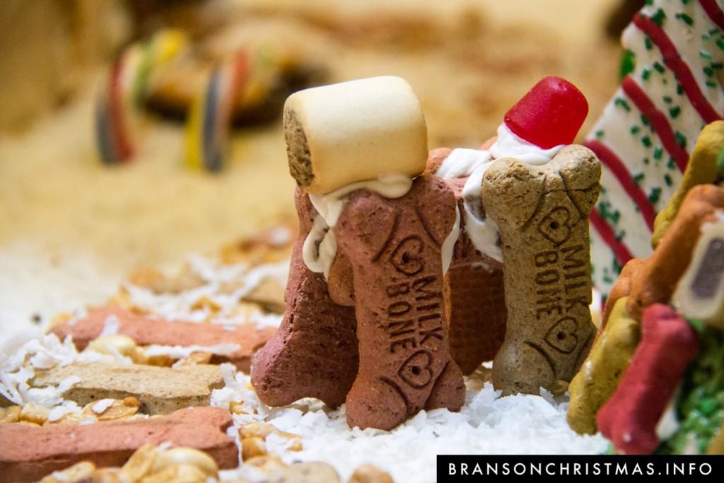 Branson Chateau Gingerbread 2015 8