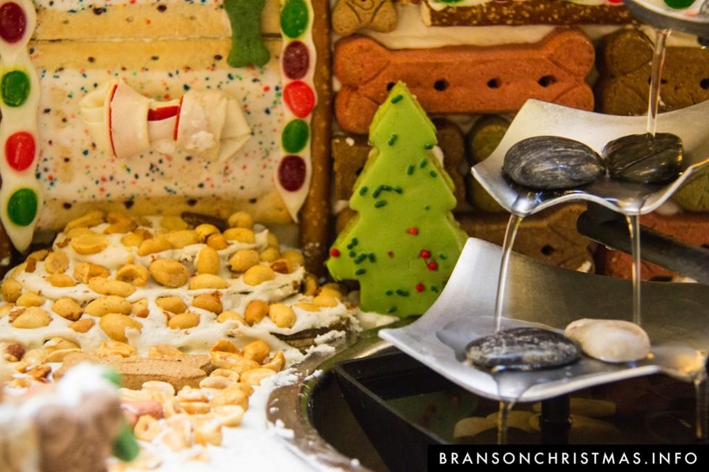 Branson Chateau Gingerbread 2015 9