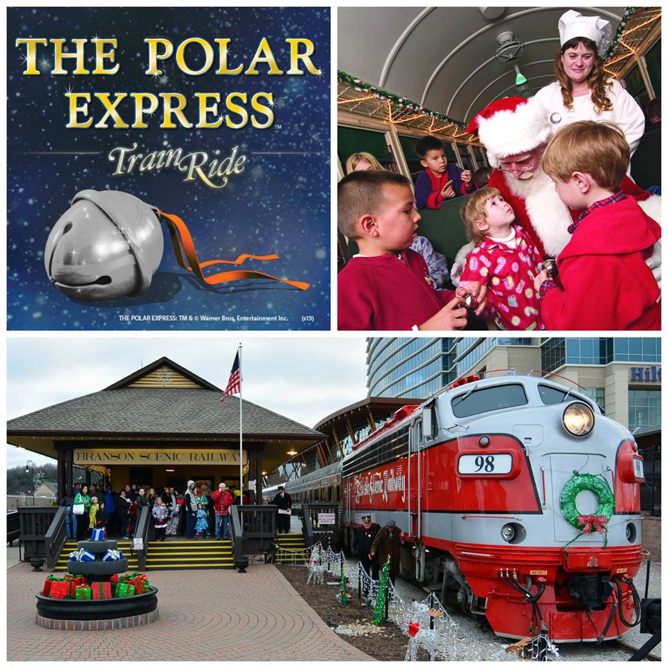 The Polar Express Returns To Branson For 2018 Season