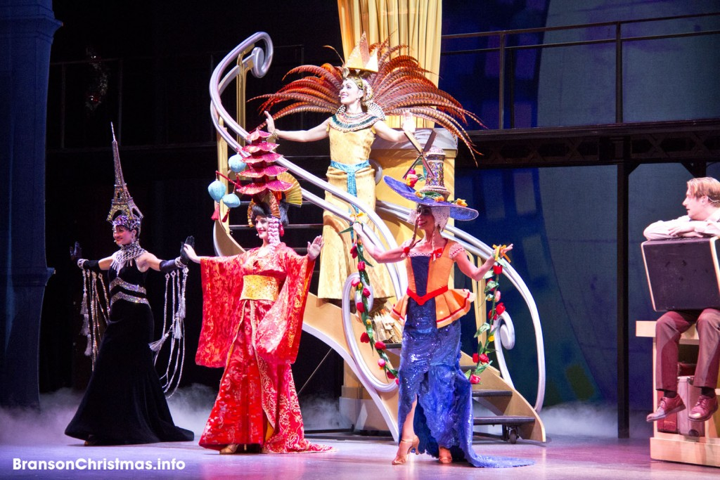 BC - Wonderful life culture costumes