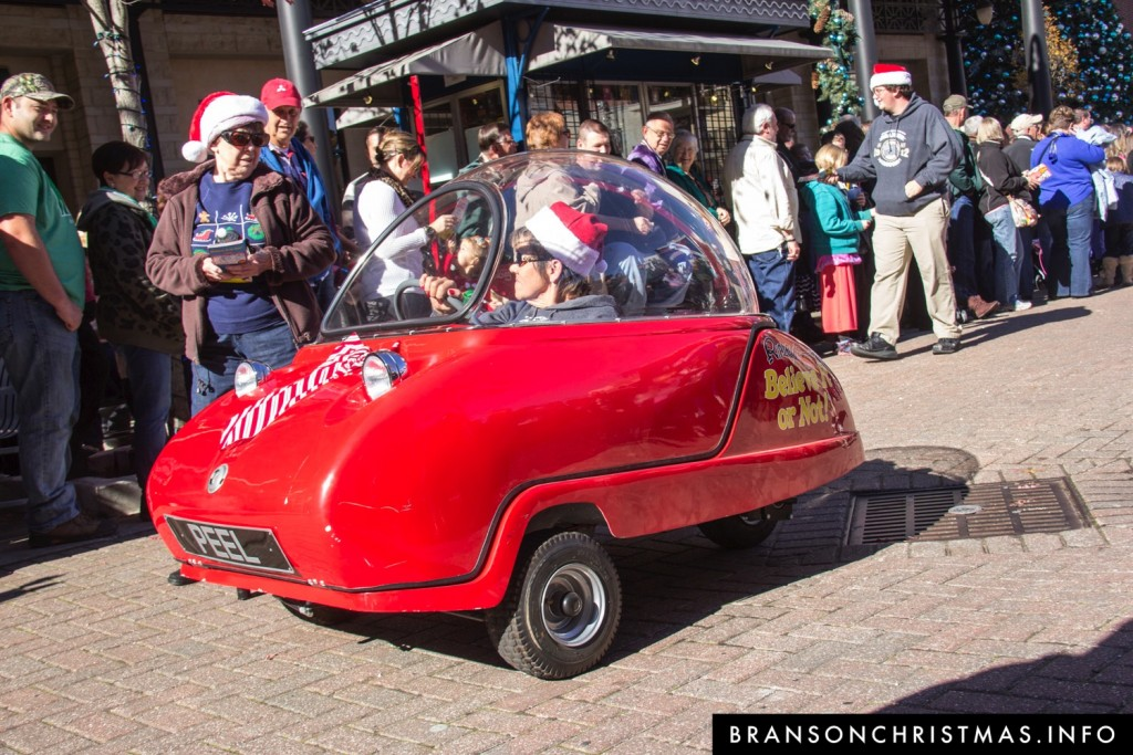 Branson Most Wonderful Time Year Parade 2015 16