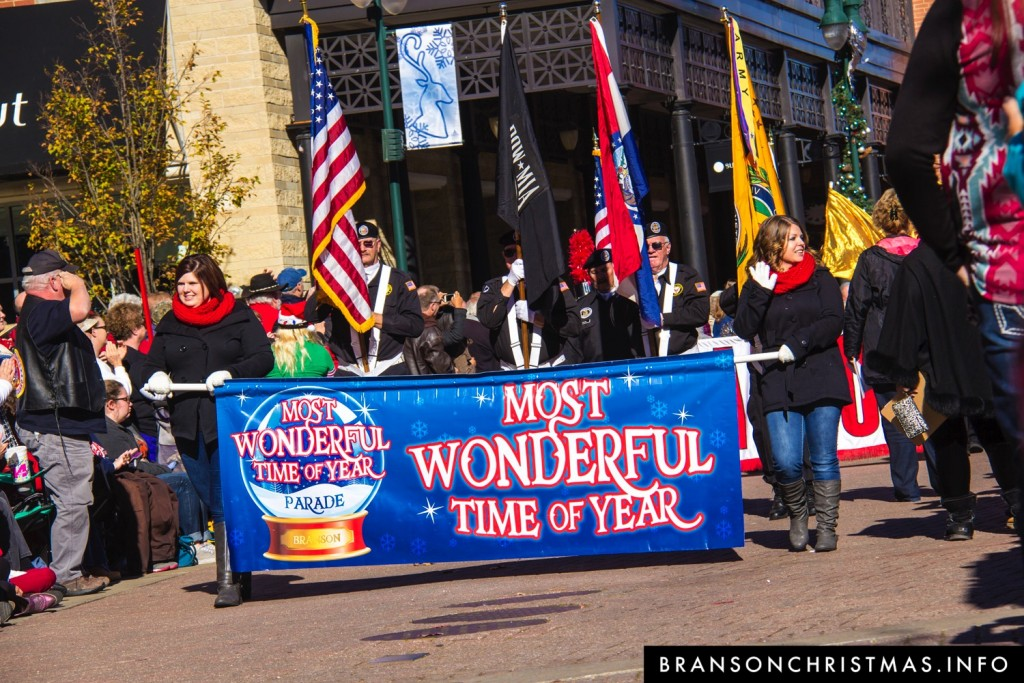 Branson Most Wonderful Time Year Parade 2015 2