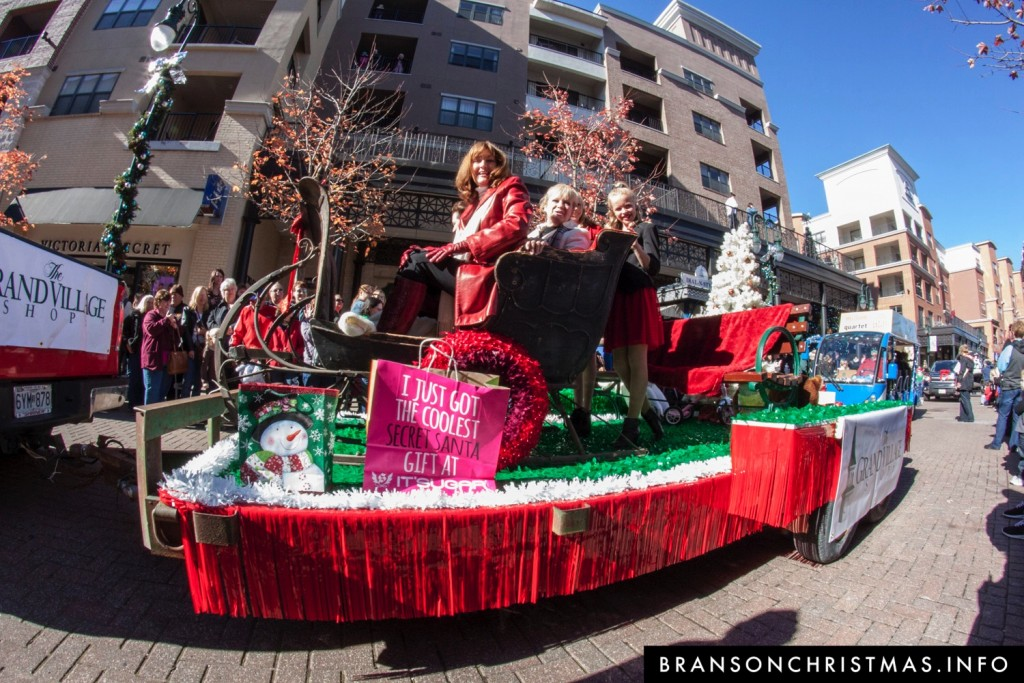 Branson Most Wonderful Time Year Parade 2015 44