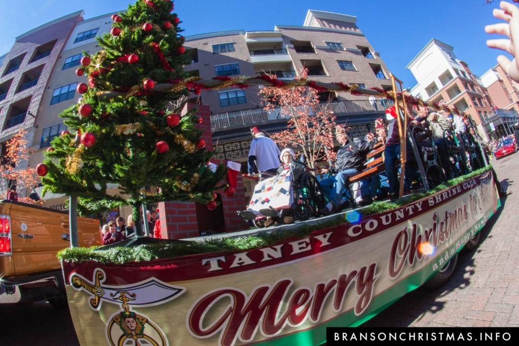 Branson Most Wonderful Time Year Parade 2015 45