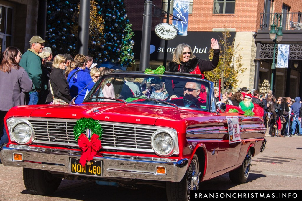 Branson Most Wonderful Time Year Parade 2015 7