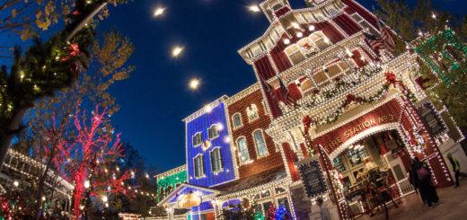 Branson Christmas Light Displays 2017 | Branson Christmas
