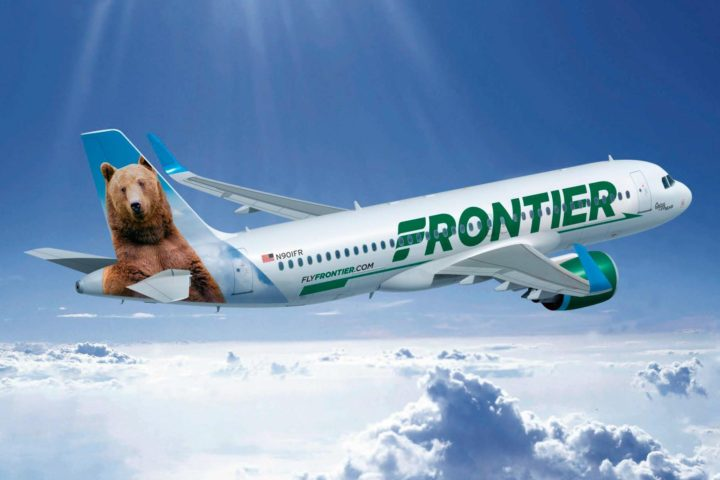 Frontier adds new flights to Sunport